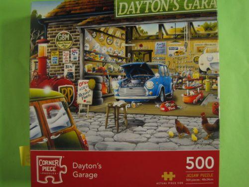 Dayton's Garage (616)