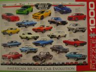 American Muscle Car Evolution (645)