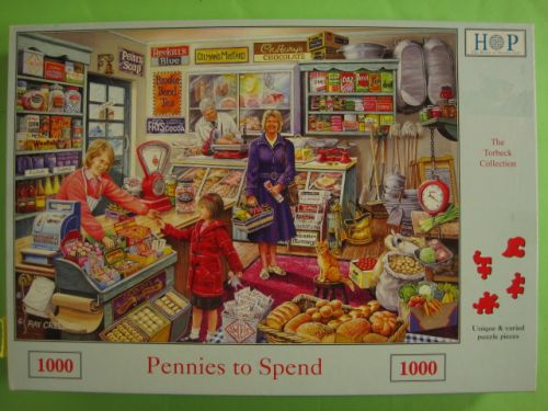 Pennies to spend (71)