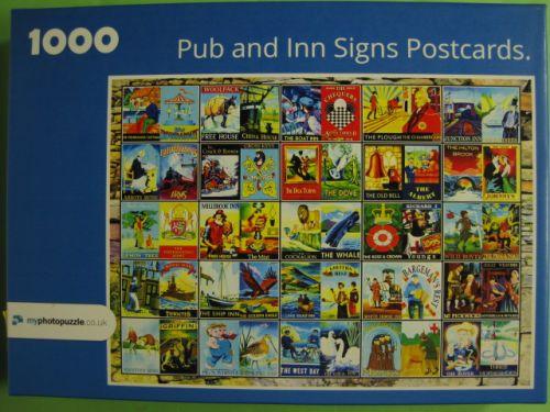 Pub and Inn Signposts (724)