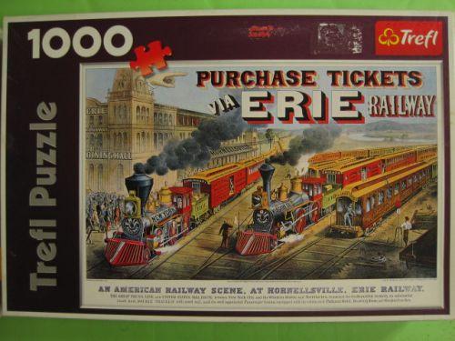 An American Railway Scene (736)
