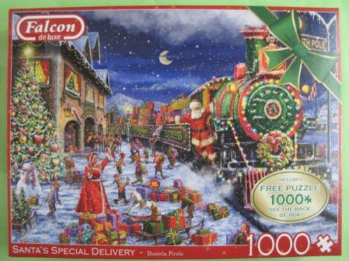 Santa's Special Delivery (814)