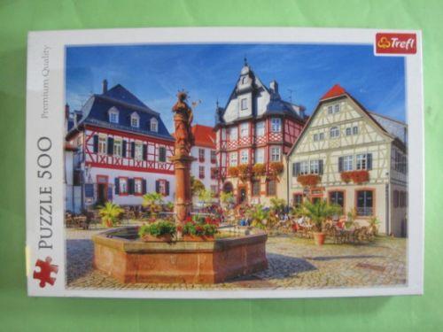 Market Square, Heppenheim (847)