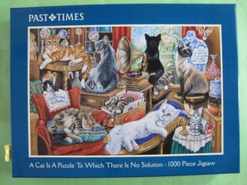 A Cat Puzzle…....... (859)