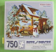 Winter Cabin (867)