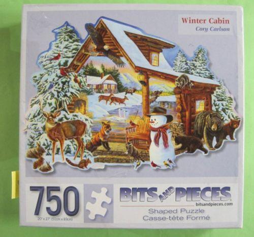Winter Cabin (867)