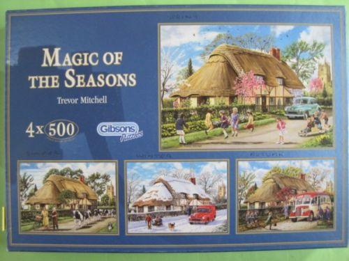 Magic of the Seasons (889)