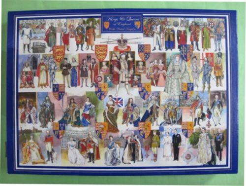 Kings & Queens of England (956)