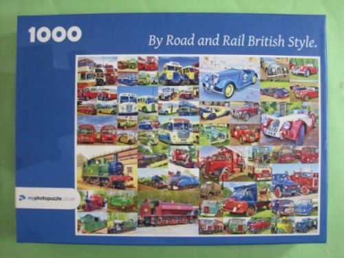 By Road and Rail British Style (957)